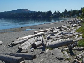 Cordova Bay Beach